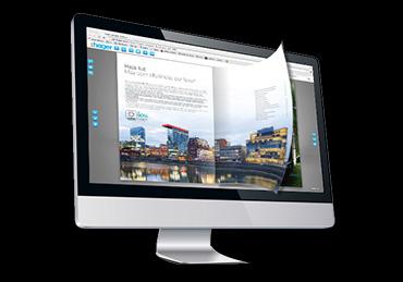 Catalogues et brochures interactives